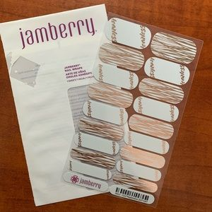 Jamberry JamCon 2017 exclusive. Full sheet